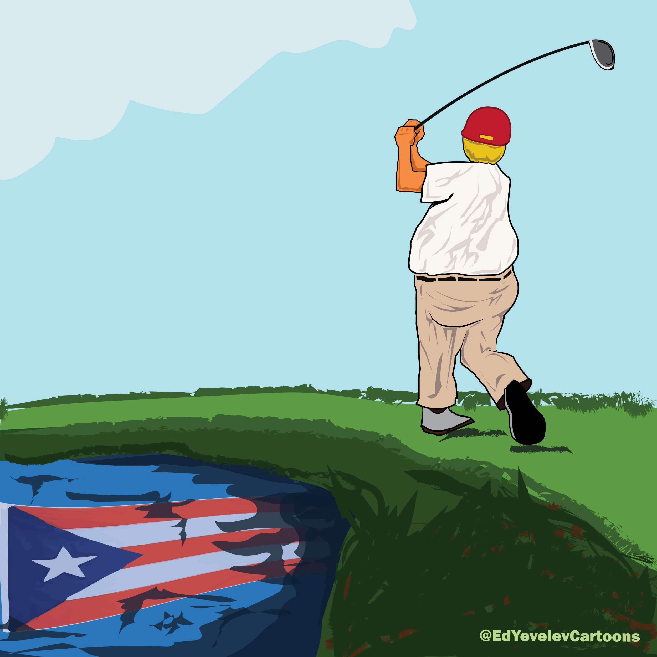 Donald Trump and Puerto Rico