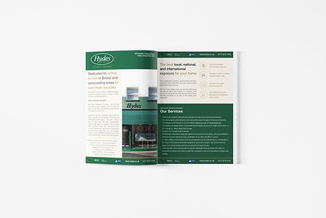 Bristol Brochure Design marketing servic