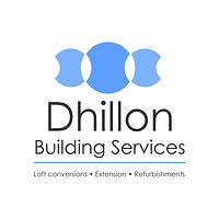 Dhillon Building Services Logo V4 Final