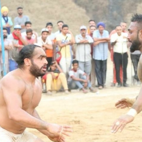 A BEGINNERS GUIDE TO KABADDI