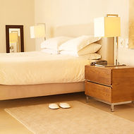 Store many different items such as beds, lamps, lighting, linens and overflow inventory into a storage container on-site at your hotel or motel location