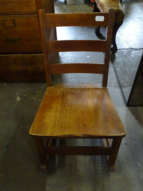 Antique Stickley Rocking Chair
