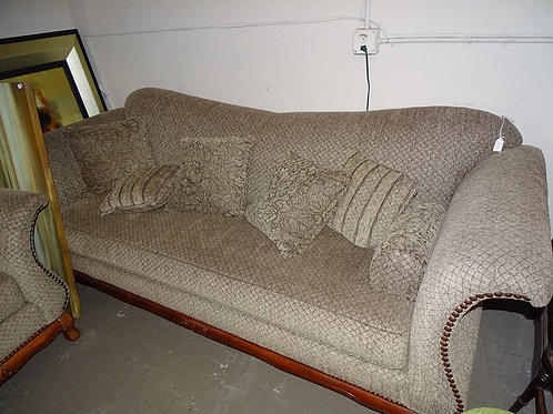 Upholstered Sectional Couch