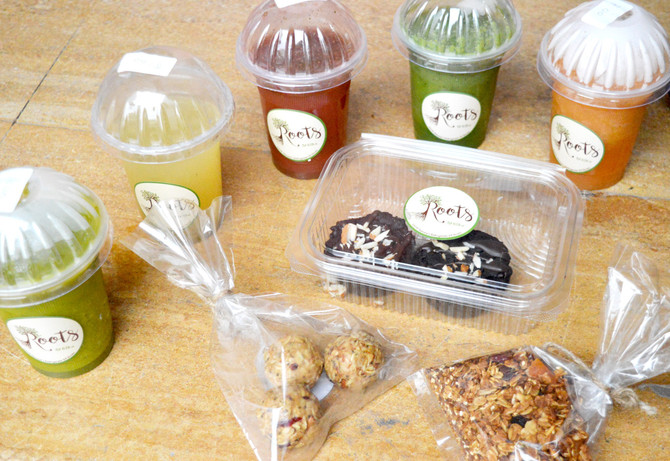 My Detox Day with Roots