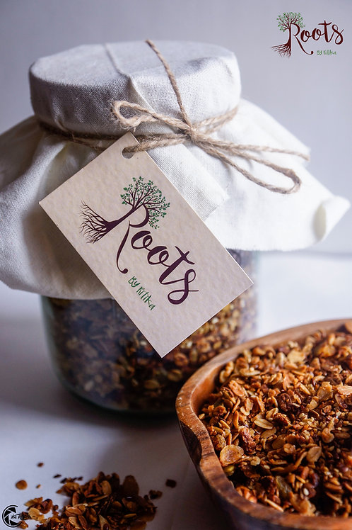 Wholesome Homemade Granola (750g)