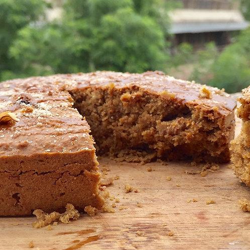 Date & Walnut Tea Cake