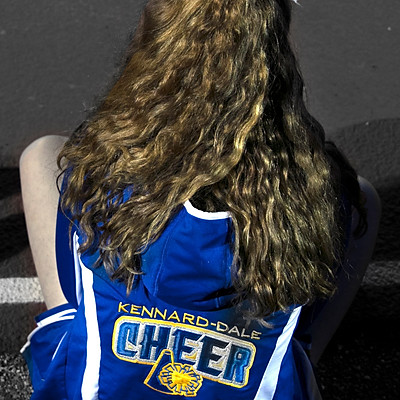Kennard-Dale High School Cheer