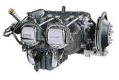 Engine Двигатель Lycoming O-320-E2D