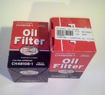 Масляный фильтр CHAMPION CH48108-1