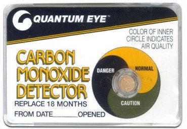 Детектор угарного газа/ LONG LIFE CARBON MONOXIDE DETECTOR