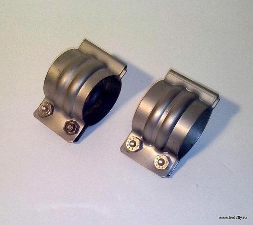 Хомут выхлопной системы Continental O-300 / EXHAUST CLAMP ASSEMBLY 0550176-50