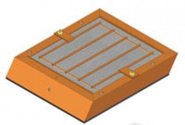 Фильтрующий элемент воздушного фильтра для Lycoming O-320 BA6108