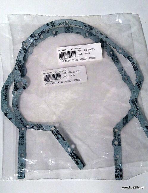 Прокладка задней крышки картера двигателя LYCOMING / LYCOMING ASSEMBLY DRIVE GASKET SL73818