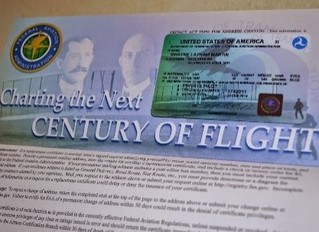 Как получить Unrestricted FAA Private Pilot Certificate?
