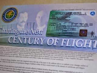 Как получить Unrestricted FAA Private Pilot Certificate?