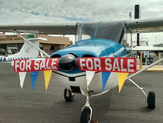 Как купить самолёт в США?