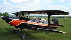 Biplane, SkyBolt, Aerobatic, Биплан, Пилотаж