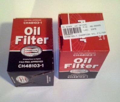 Масляный фильтр CHAMPION CH48103-1