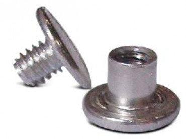 Комплект резьбового крепления уплотнителя оптекателя двигателя / BAFFLE FASTENER 8-32