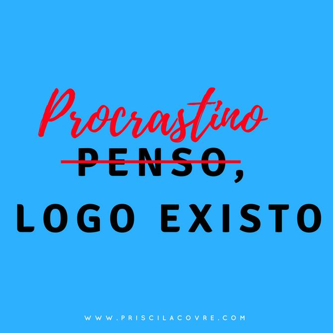 Prazer imediato > satisfação a longo prazo: a fórmula para a procrastinação