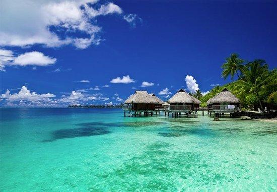 6) Bora Bora