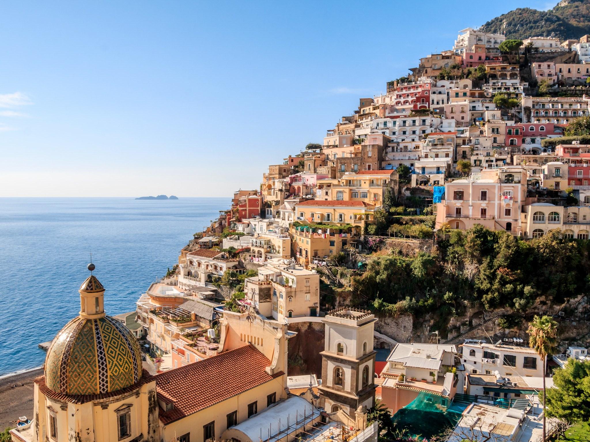 10) Italy