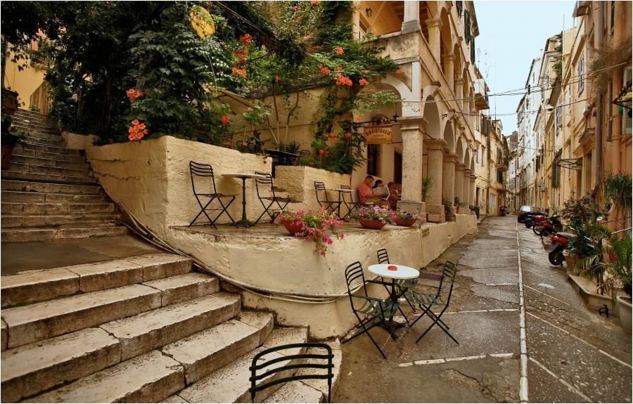 4) Greece