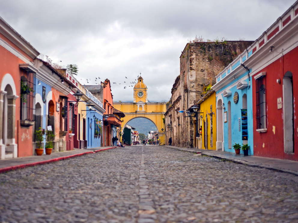 10) Antigua, Guatemala