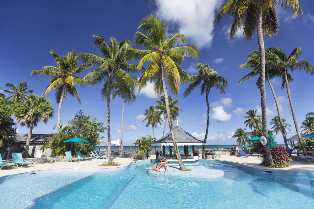 3) St Lucia