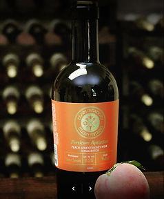 Peach apricot honey wine mead Elgin Mead