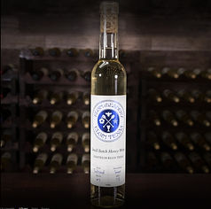 Traditional mead made from Texas honey