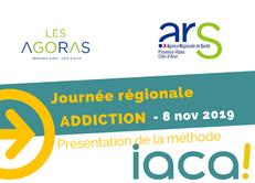 Retour sur la journée régionale Addiction organisée par l'ARS PACA