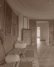Центральный зал усадьба Салтыковы
