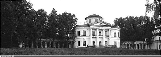 Усадьба князей Салтыковых в Снегирево
