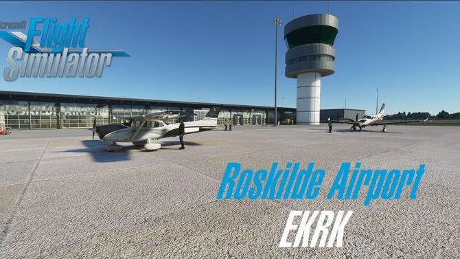 EKRK - Roskilde Airport Released