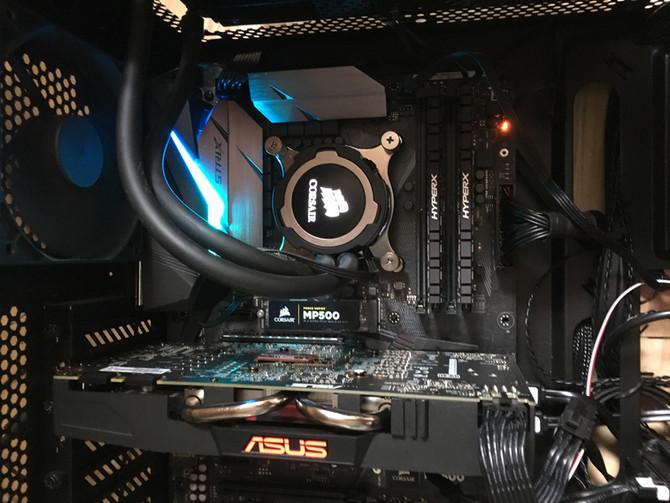 Upgrade P3D computer