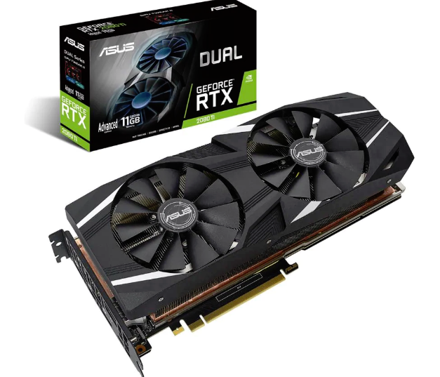 GPU Upgrade 2080Ti