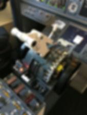 CFY Throttle Silver