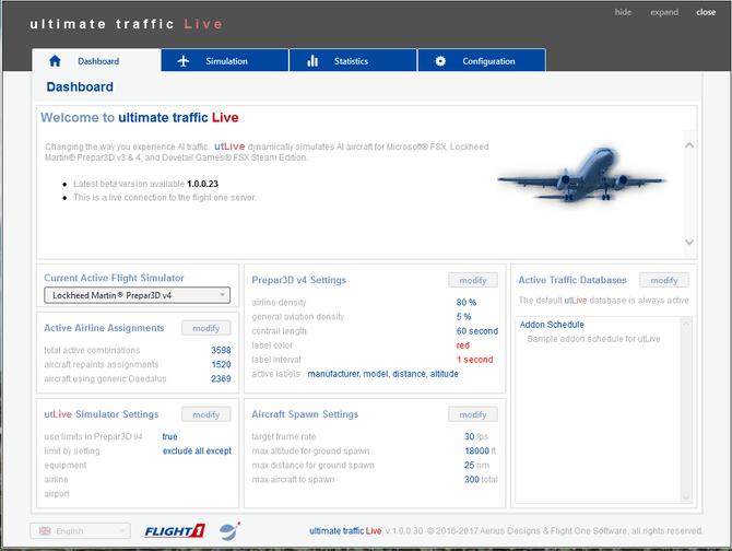Ultimate Traffic Live - Flight1