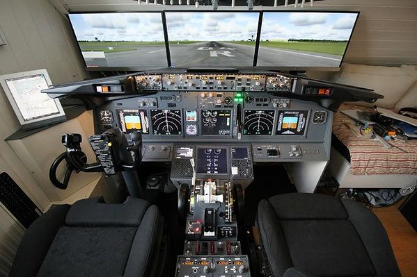 B737 Home Cockpit