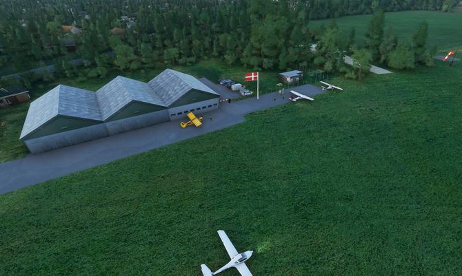 EKKL - Kalundborg Flyveplads