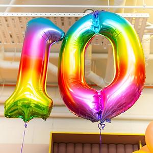Scarf's 10th Birthday