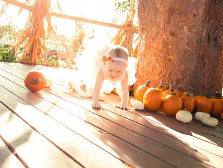 Tutus and Pumpkins
