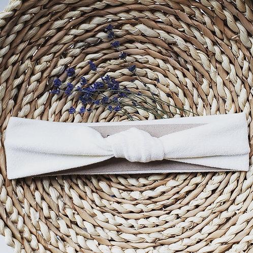 Organic Cotton Spa Headband