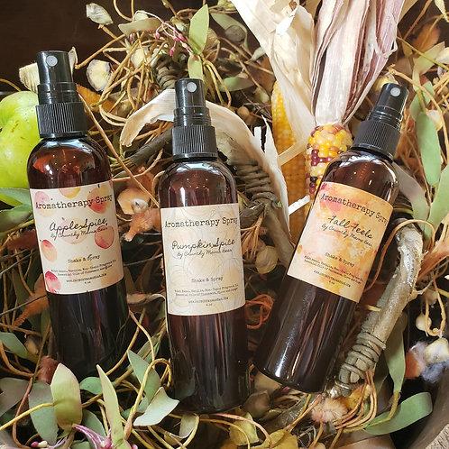 Fall Aromatherapy Spray