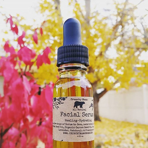 Healing-Hydrating Facial Serum