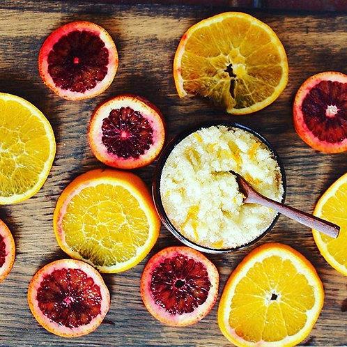 Orange Creamsicle Sugar Scrub
