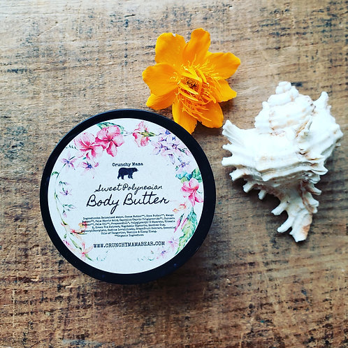 Sweet Polynesian Body Butter
