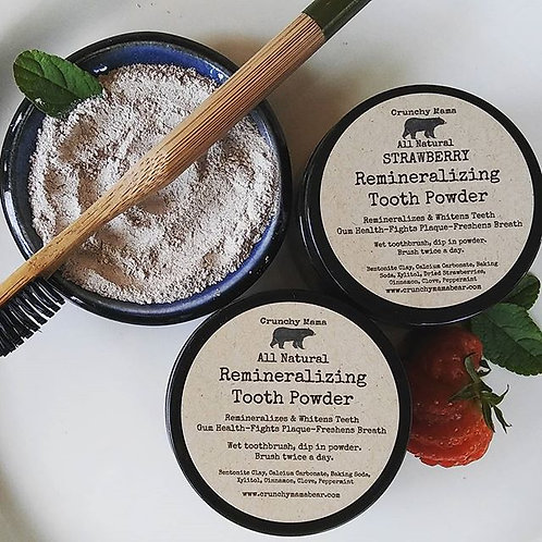 Special-Remineralizing Tooth Powder