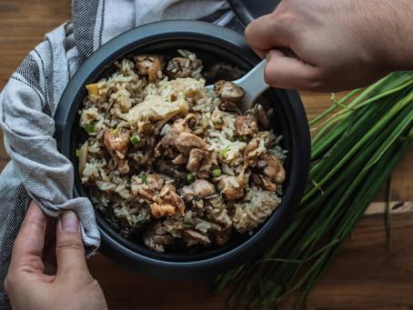 Takikomi Gohan: One-pot Japanese mixed rice
